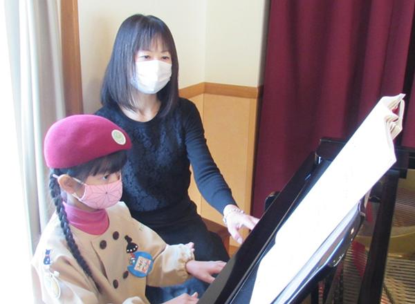ピアノ教室 課外教室